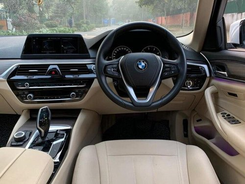 Used 2021 BMW 5 Series AT for sale in New Delhi