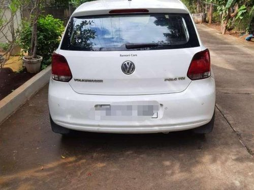 Used 2013 Volkswagen Polo MT for sale in Tiruchengode