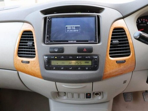Used 2011 Toyota Innova MT for sale in Ahmedabad
