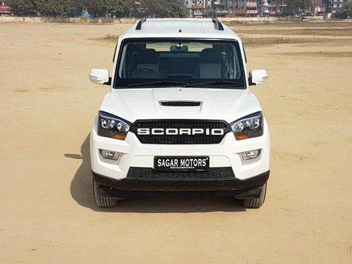 Used 2016 Mahindra Scorpio MT for sale in New Delhi