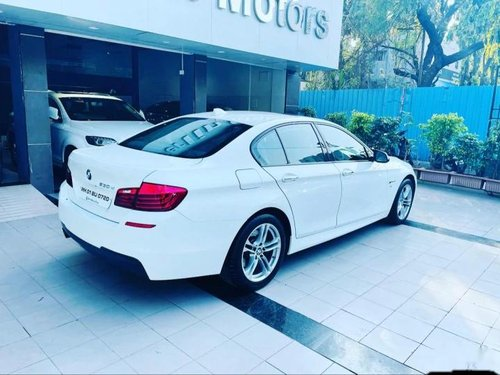 Used BMW 5 Series 2014 AT for sale in Pune