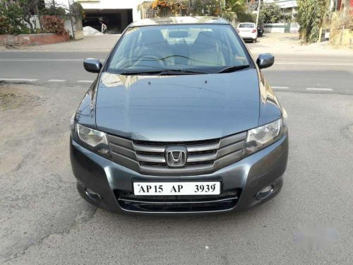 Used Honda City 2009 MT for sale in Hyderabad