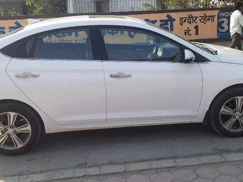 Used 2017 Hyundai Verna MT for sale in Indore