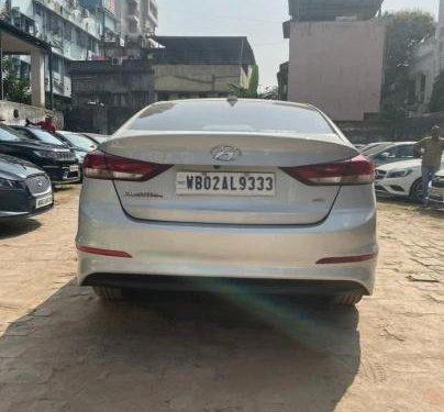 Used 2017 Hyundai Elantra MT for sale in Kolkata