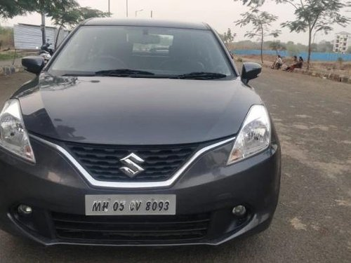 Used Maruti Suzuki Baleno Zeta 2017 MT for sale in Mumbai