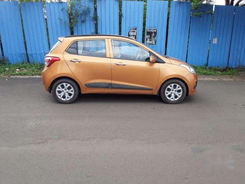 Used 2014 Hyundai Grand i10 MT for sale in Pune -3