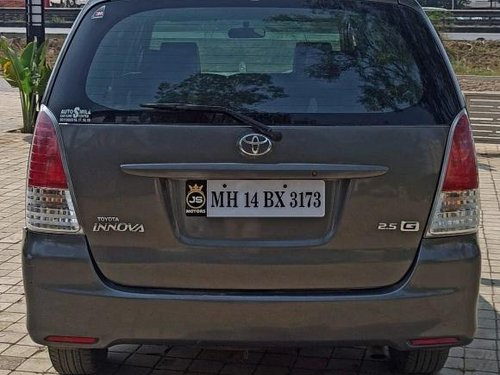 Used Toyota Innova 2009 MT for sale in Pune