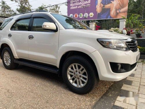 Used Toyota Fortuner 2013 AT for sale in Kottayam