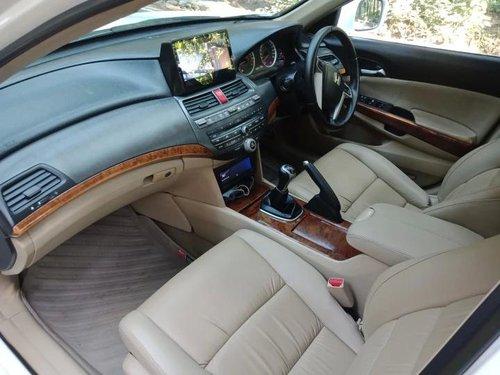 Used Honda Accord 2012 MT for sale in Dehradun