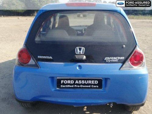 Used Honda Brio 2014 MT for sale in Aurangabad