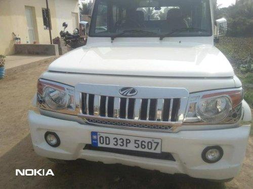 Mahindra Bolero ZLX 2017 MT for sale in Bhubaneswar