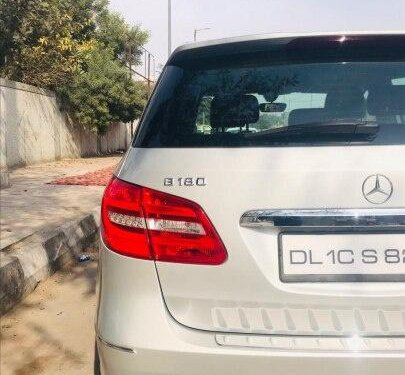 Used Mercedes Benz B Class 2015 AT for sale in New Delhi
