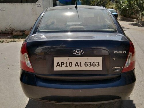 Used 2007 Hyundai Verna MT for sale in Hyderabad
