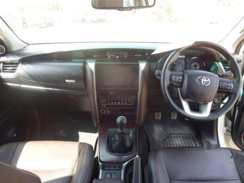 Used 2020 Toyota Fortuner MT for sale in Hyderabad