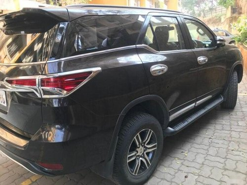 Used Toyota Fortuner 2017 AT for sale in Pune -1