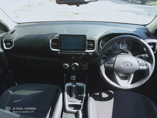 Used Hyundai Venue SX Opt 2019 MT for sale in Indore