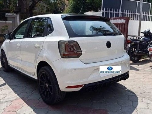 Used 2017 Volkswagen Polo AT for sale in Coimbatore