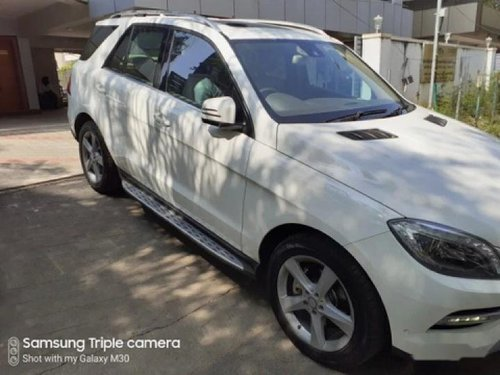 Used Mercedes Benz M Class ML 350 4Matic 2015 AT in Chennai