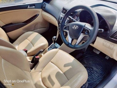 Used 2012 Hyundai Verna AT for sale in Hyderabad