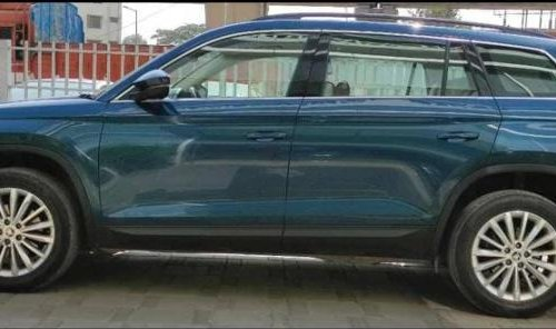 Used Skoda Kodiaq 2018 AT for sale in Bangalore