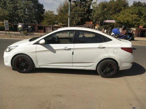 Used 2011 Hyundai Verna MT for sale in Jaipur