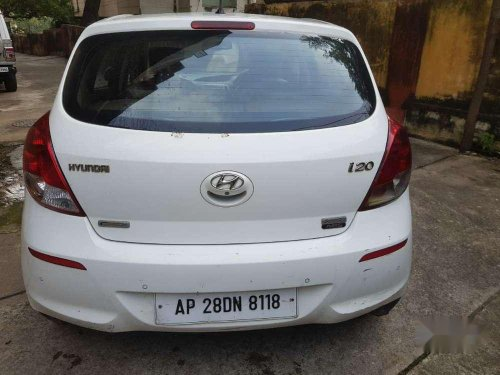Used Hyundai i20 2012 MT for sale in Hyderabad