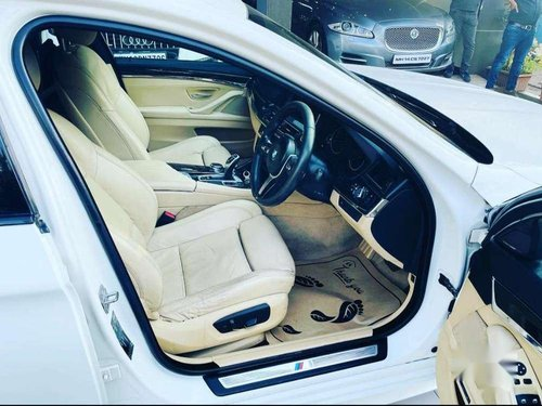 Used 2014 BMW 5 Series AT for sale in Pune