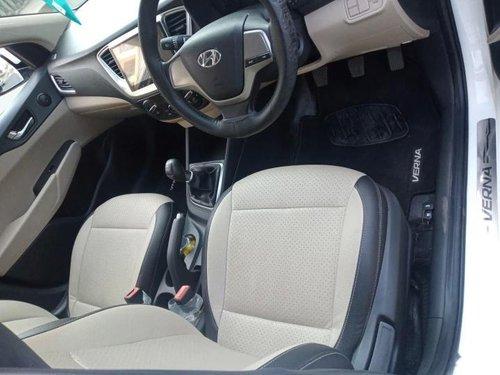 Used Hyundai Verna 1.4 VTVT 2018 MT for sale in Thane