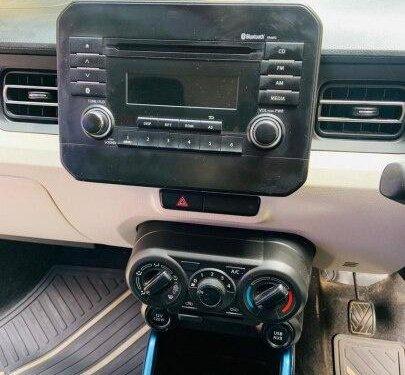 Used Maruti Suzuki Ignis 1.2 Delta 2018 MT for sale in New Delhi