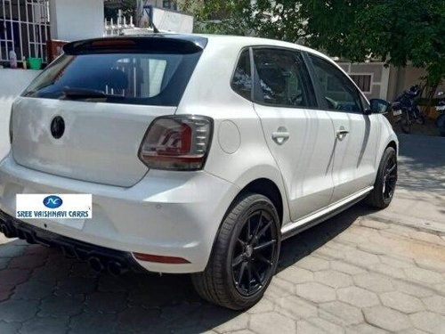 Used 2017 Volkswagen Polo AT for sale in Coimbatore -1