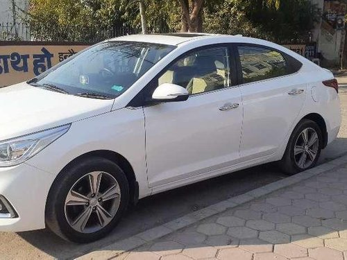 Used 2017 Hyundai Verna MT for sale in Indore -8