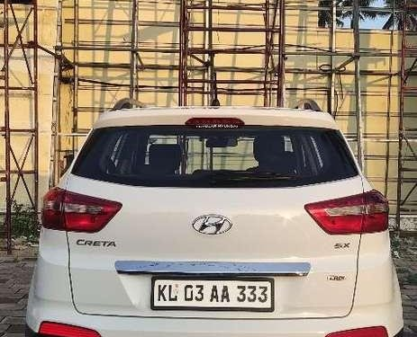 Used Hyundai Creta 1.6 SX 2016 MT for sale in Thrissur
