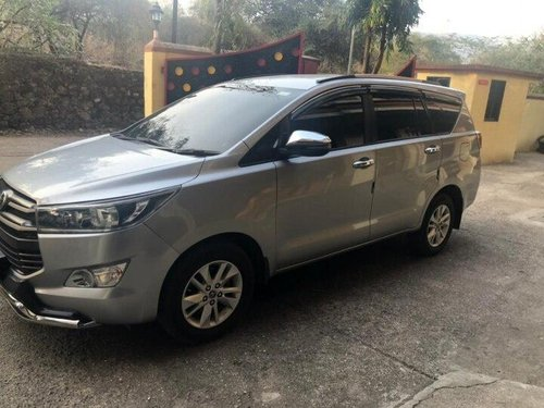 Used Toyota Innova Crysta 2018 AT for sale in Thane
