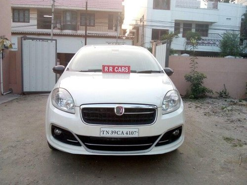 Used Fiat Linea 2016 MT for sale in Coimbatore