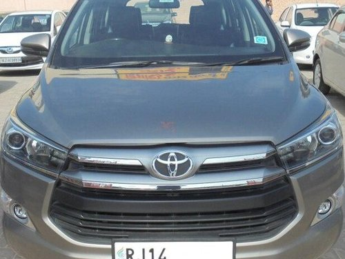 Toyota Innova Crysta 2.4 VX MT 2019 MT for sale in Jaipur