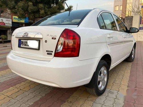 Used Hyundai Verna 2010 MT for sale in Amritsar