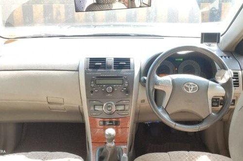 Used 2010 Toyota Corolla Altis MT for sale in Mumbai
