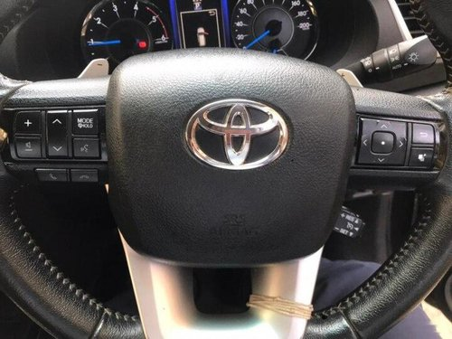 Used Toyota Fortuner 2017 AT for sale in Pune