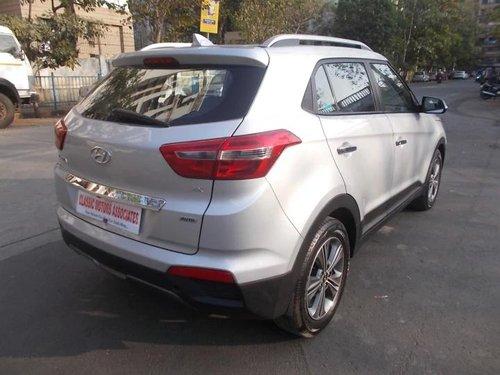 Used Hyundai Creta 2017 AT for sale in Mumbai