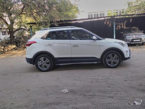Used Hyundai Creta 2017 AT for sale in Hyderabad
