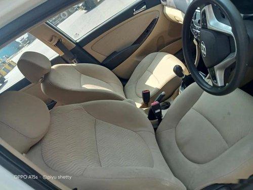Used Hyundai Verna 1.6 SX VTVT 2011 MT for sale in Mumbai
