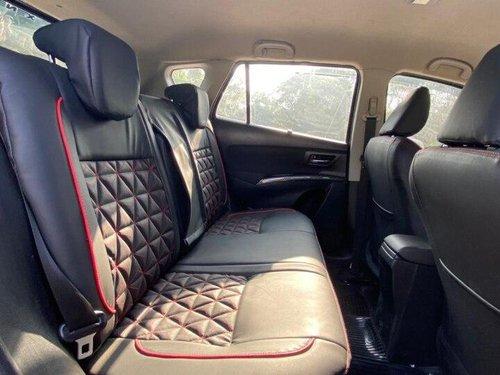 Used 2016 Maruti Suzuki S Cross MT for sale in Hyderabad