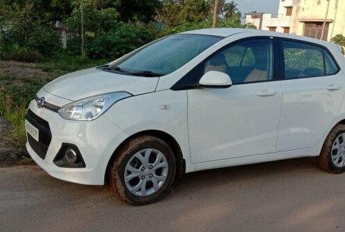 Used 2017 Hyundai Grand i10 1.2 Kappa Magna AT for sale in Coimbatore