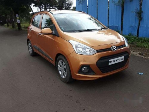 Used 2014 Hyundai Grand i10 MT for sale in Pune -2