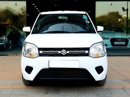 Used Maruti Suzuki Wagon R 2019 AT for sale in Ahmedabad