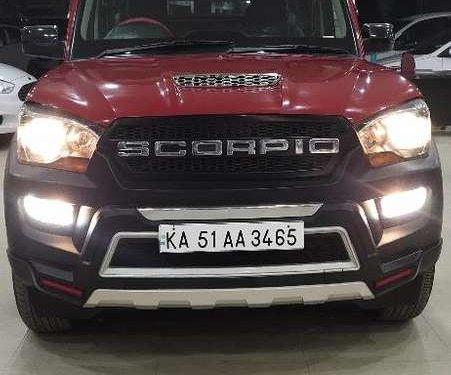 Mahindra Scorpio S4 Plus 2017 MT for sale in Bhopal