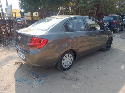Used Chevrolet Sail 2013 MT for sale in Faridabad