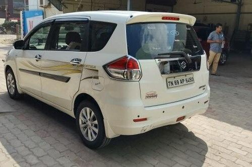 Used 2015 Maruti Suzuki Ertiga MT for sale in Coimbatore