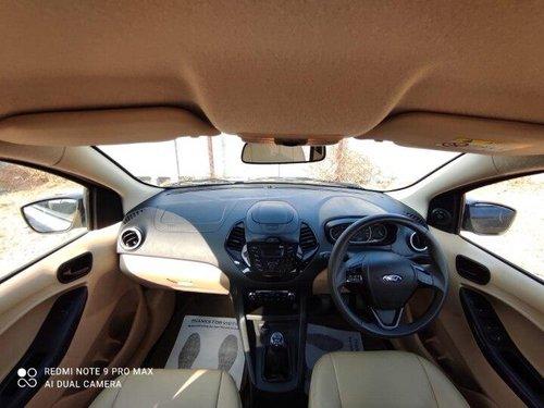 Used 2017 Ford Figo Aspire MT for sale in Hyderabad