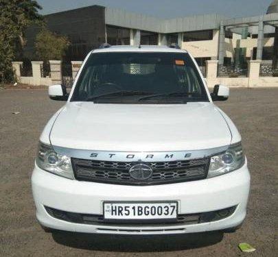 Used Tata Safari Storme LX 2015 MT for sale in Faridabad